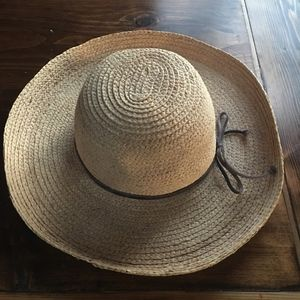Charter Club Straw Sun Hat